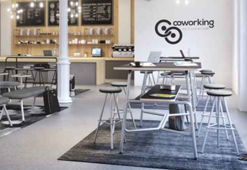 co-working produits connection