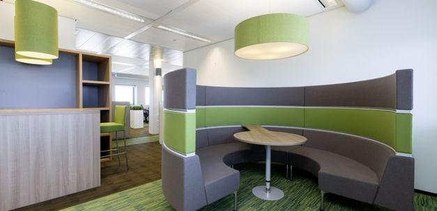 Connection bureaux flexibles