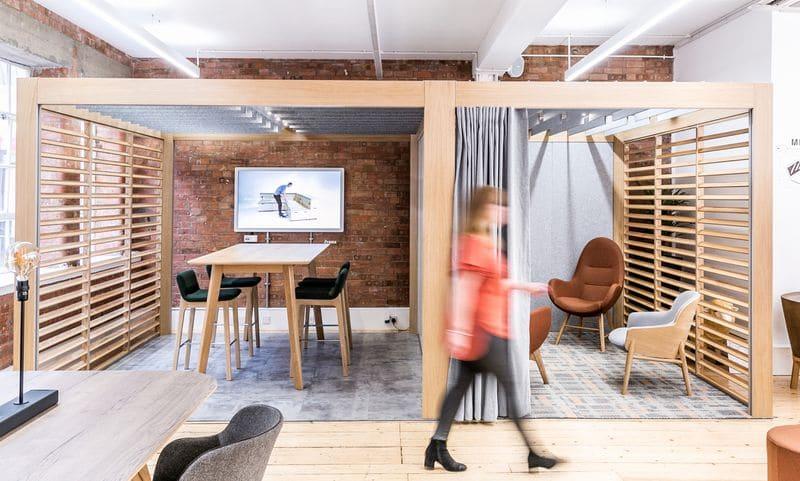 Mobilier flex office