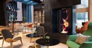 Mobilier De Castelli pour hôtel