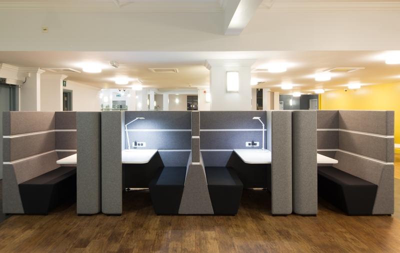 Aménagement de bureaux et acoustique