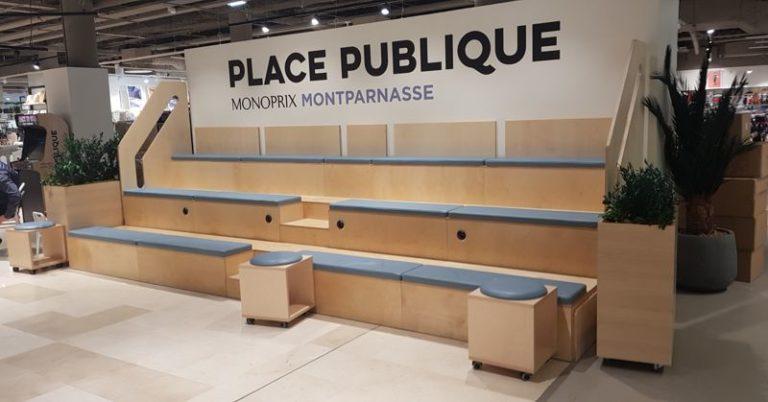 Monoprix Espace Public