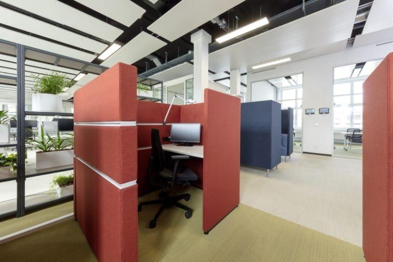 Covid et réorganisation des espaces de travail