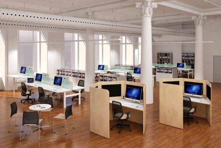 Réaménagement de bureaux et crise covid