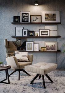 fauteuil Regent Connection