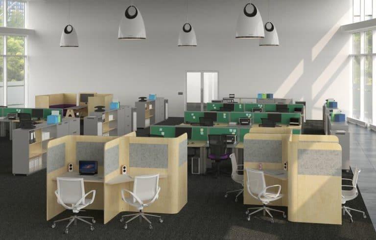 Transformation des bureaux