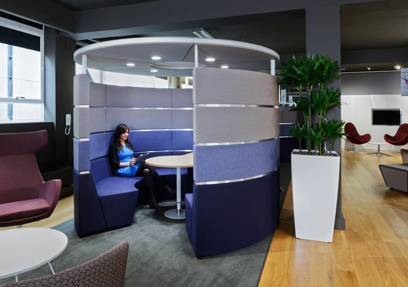 Aménager Ses Bureaux Pour Augmenter Le Bien-être Des Employés